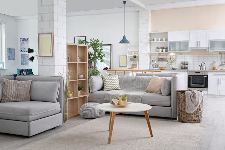 Living Room & Bedroom Cleaning