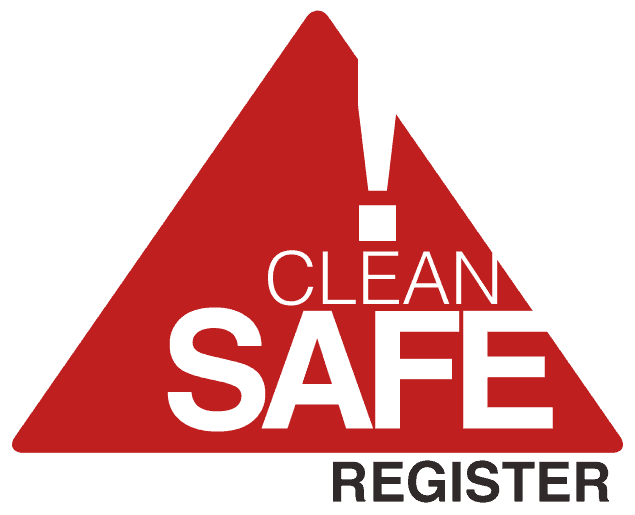 CleanSafe-Badge