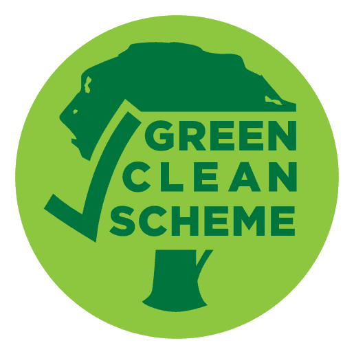 Clensa Green Clean Scheme Badge