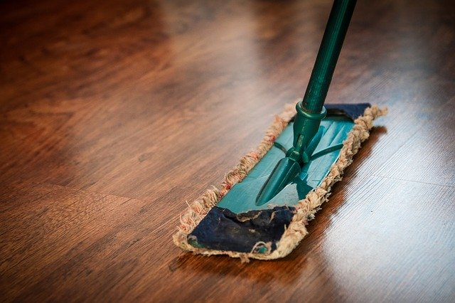 Cleaning Services in Chertsey