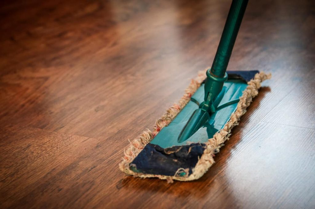 Builders Cleaning Checklist