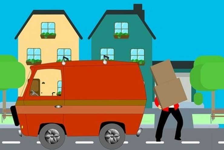 Tips When Moving House